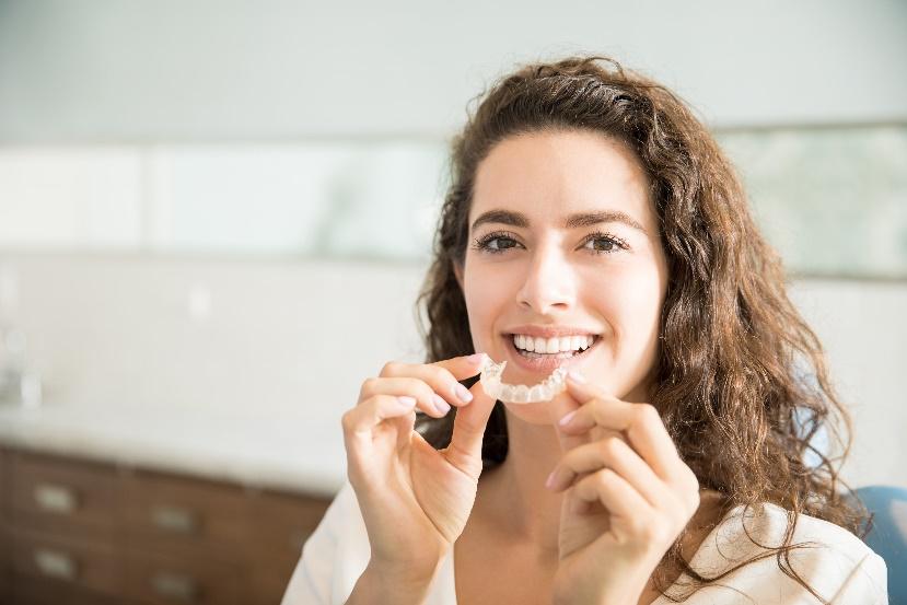 Aligning Teeth